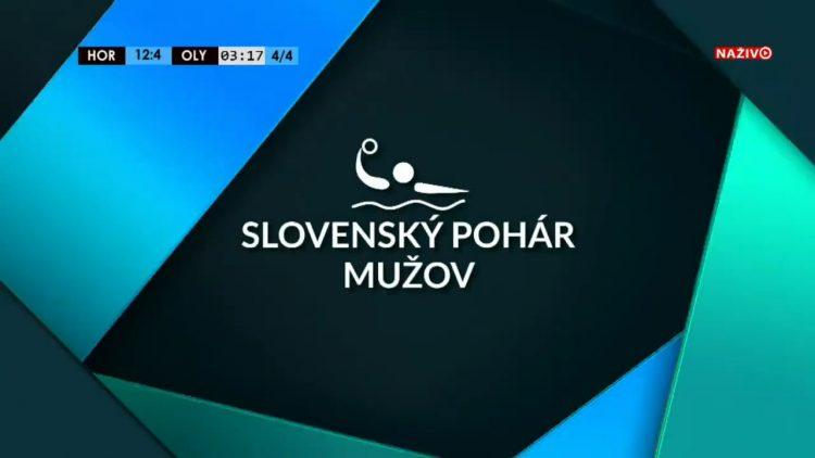 Slovenský Pohár Mužov | ŠK Hornets Košice – ŠK Olympia Košice