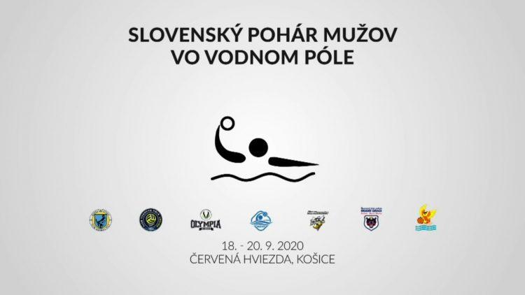 Slovenský Pohár Mužov | ŠKP Modrí Draci Košice –  Slávia UK Bratislava